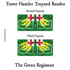 ECW/PAR/006 (A)Tower Hamlet Trayned Bande Green Regiment