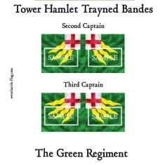 ECW/PAR/006 (A)Tower Hamlet Trayned Bande Green Regiment