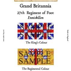 GB2: 27th Regiment of Foot