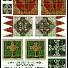 Irish banners