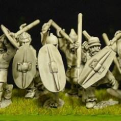Clothed warriors (a)