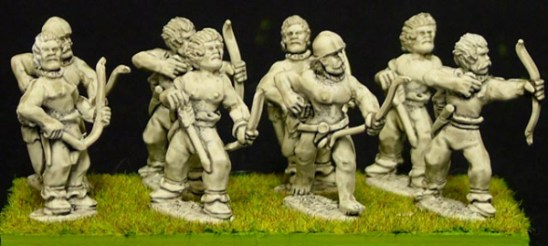 28mm celtic or gallic Archers