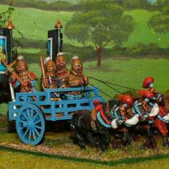 CH02c General in 4 Horse Chariot.