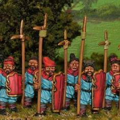 CH14 Spearmen with Shields.