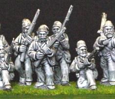 British rifles