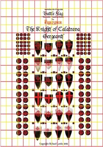 The Order of Calatrava Infantry (Damaged)
