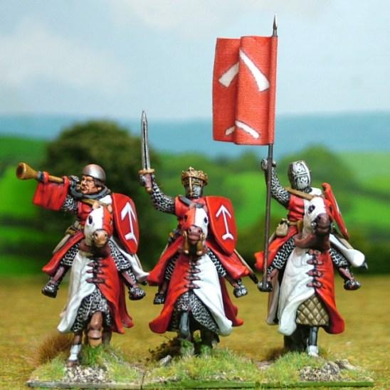 MEC01 Mounted King-Prince