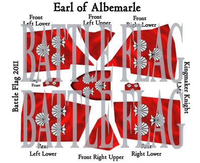 The Earl of Albemarle