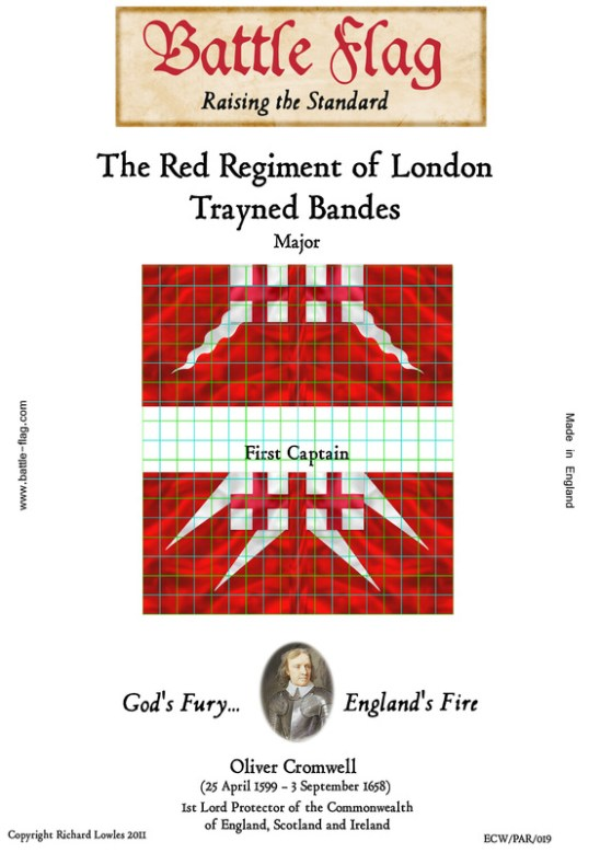 ECW/PAR/019 (B) The Red Regiment of London