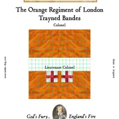 ECW/PAR/026(A) The Orange Regiment of London