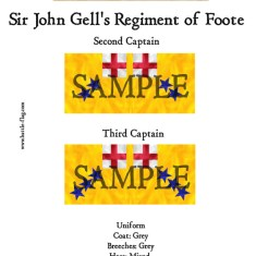 ECW/PAR/017 (A) Sir John Gell's Regiment of Foote