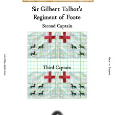 ECWROY029 Sir Gilbert Talbot's Regiment of Foote