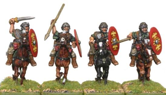 Auxilia cavalry
