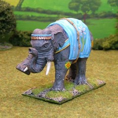 EL, A. Indian Elephant