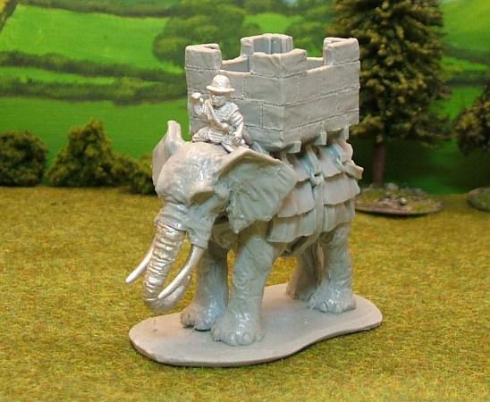 EL, H.African Elephant