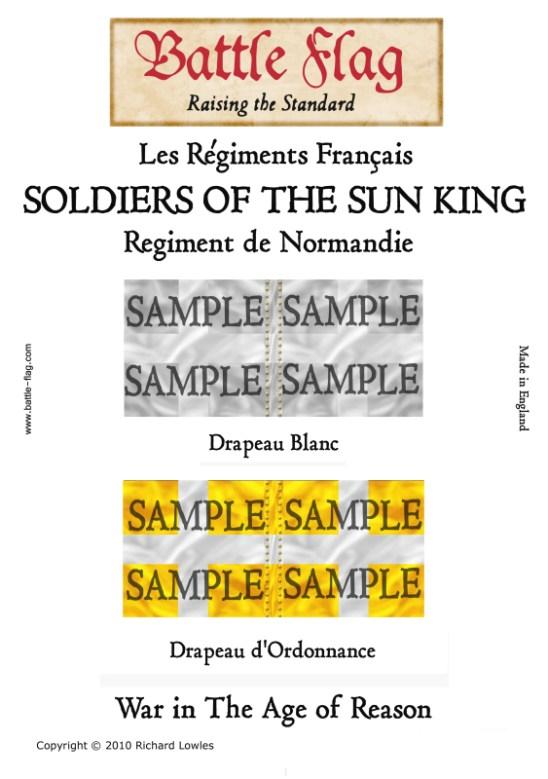 Frv: Regiment de Normandie