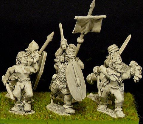 Germanic Warrior Command