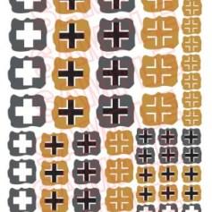 German Crosses 2
