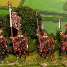 HN06 Cavalry command.
