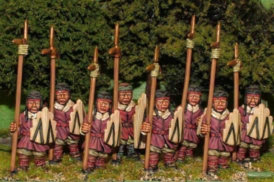 HN14 Spearmen.