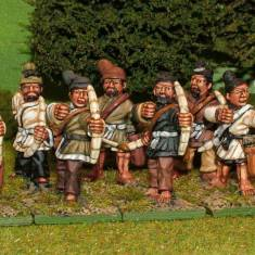 HN19 Levy archers.