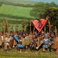 HNP10 Peasant levy.