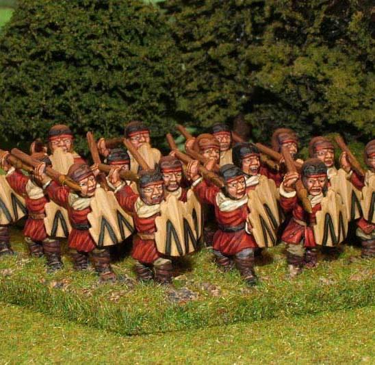 HNP16 Skirmishers.
