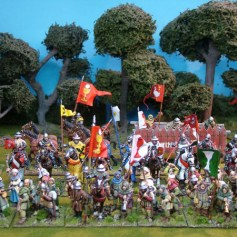 28mm late medieval hussite