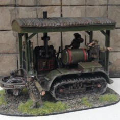 28mm 1/48 15t holt tractor