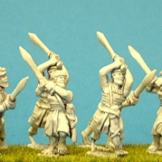 indian 2 Handed swordsmen