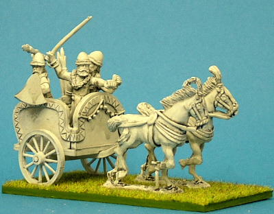 Ancient Indian Light Chariot