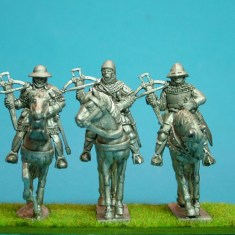 Mounted crossbowmen I