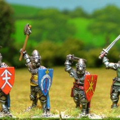 Dismounted knights 1