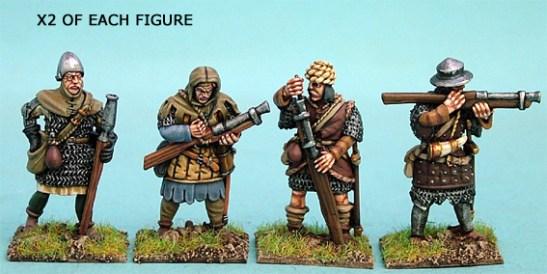 Hand Gunners III