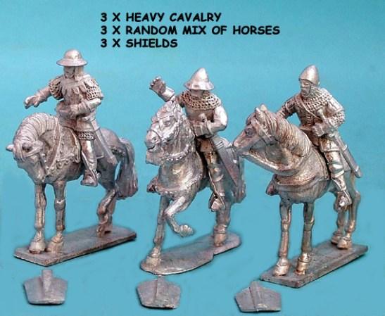 Heavy Cavalry