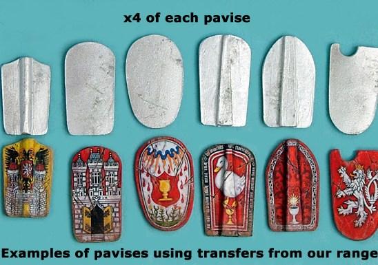 Pavises
