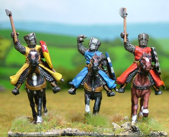 MED09 Mounted crusader Knights deal 03