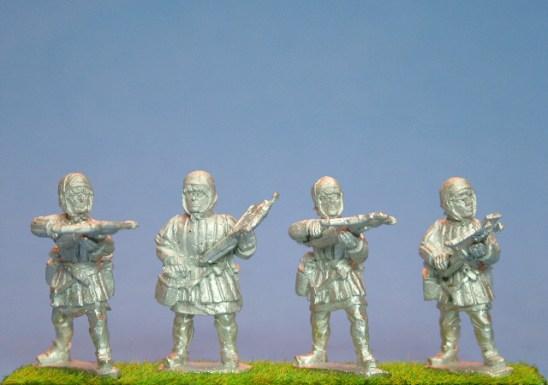 ME47 Crossbowmen in aketon-gambeson 1