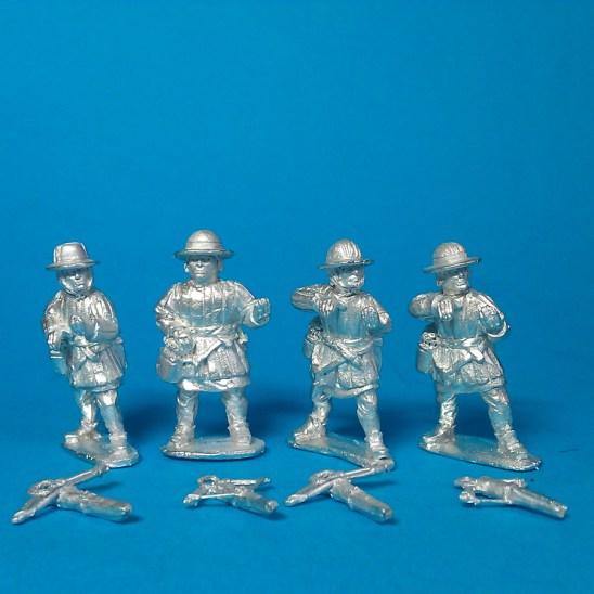 ME48 Crossbowmen in Aketon-Gambeson 2