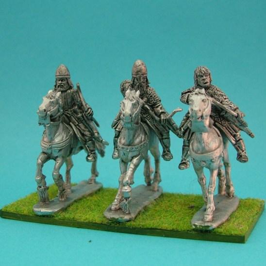 Turcopole archers , loading