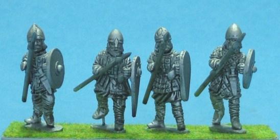 MEE43 Eastern Spearmen in Aketon-Gambeson