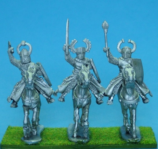 MET05 28mm Mounted Teutonic Knights.   3