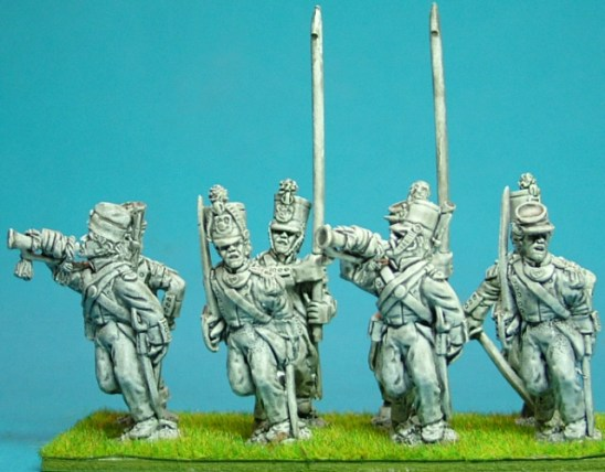 28mm mexican american war Mexican line infantry Command