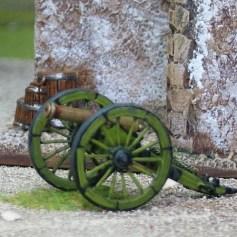 US 6lb gun