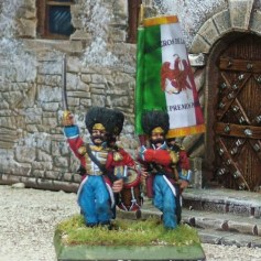Mex. Guards of SP Command