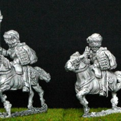 Mexican Hussar command
