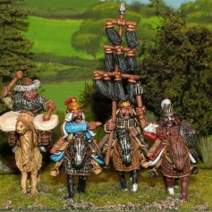 Mongol Conquest army.