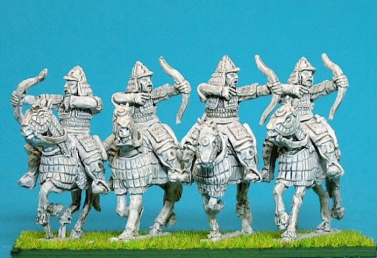 Heavy cavalry horse archers 2