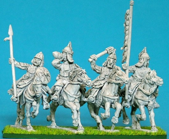 Heavy Cavalry Command