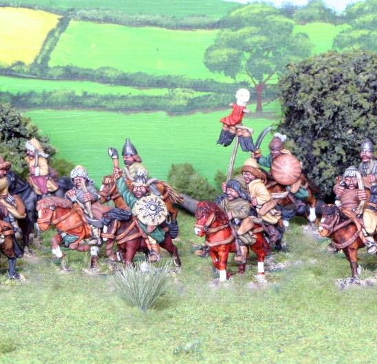 MOU01 Horse archers.